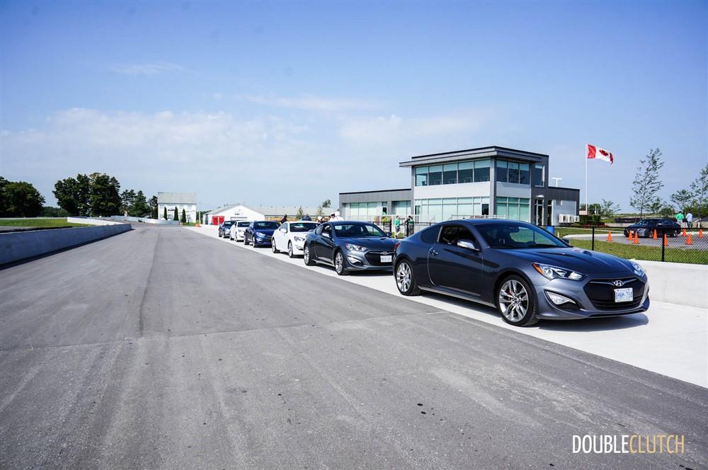 Event: Hyundai Fun-Day 2014
