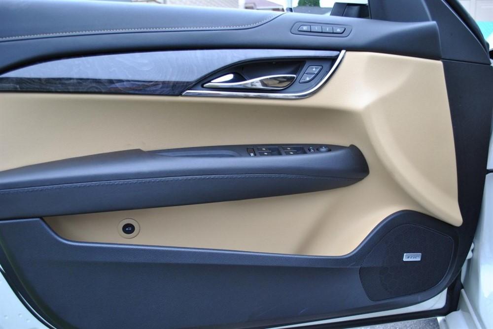 Second Look: 2014 Cadillac ATS 3.6