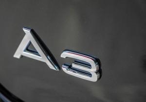 Second Look: 2015 Audi A3 badge