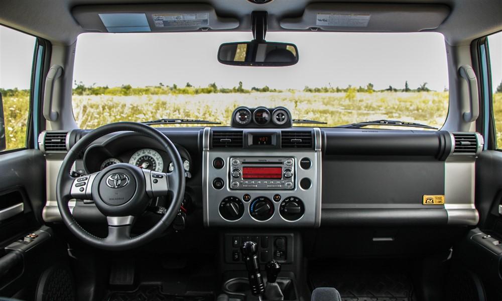 2014 Toyota Fj Cruiser Review
