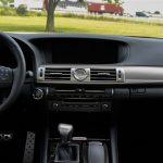2014 Lexus LS460 F-Sport AWD interior