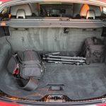2015 Volvo V60 T6 R-Design trunk