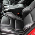 2015 Volvo V60 T6 R-Design seat
