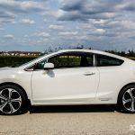 2014 Honda Civic Si side profile