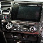 2014 Honda Civic Si center stack