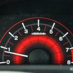 2014 Honda Civic Si tachometer