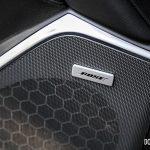 2015 Cadillac Escalade ESV Bose speaker