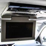 2015 Cadillac Escalade ESV rear entertainment system