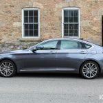 2015 Hyundai Genesis 5.0 Ultimate side profile