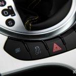 2015 Audi TT-S Competition Coupe interior controls