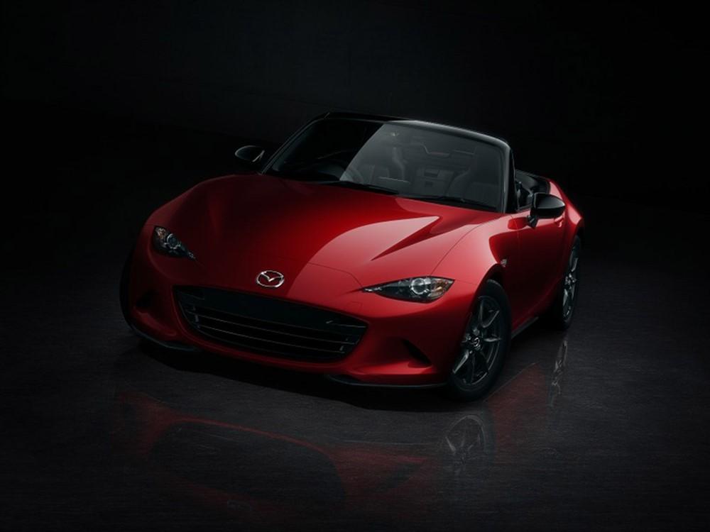 Revealed: 2016 Mazda MX-5 Miata
