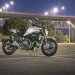 2015 Ducati Monster 1200 S front 1/4