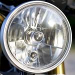 2015 BMW R nineT headlight