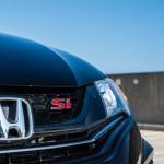 2014 Honda Civic Si HFP front grille emblem