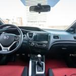 2014 Honda Civic Si HFP interior
