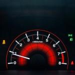2014 Honda Civic Si HFP tachometer