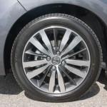 First Drive: 2015 Honda Fit wheel