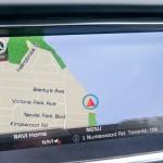 2015 Kia K900 V8 Elite navigation screen