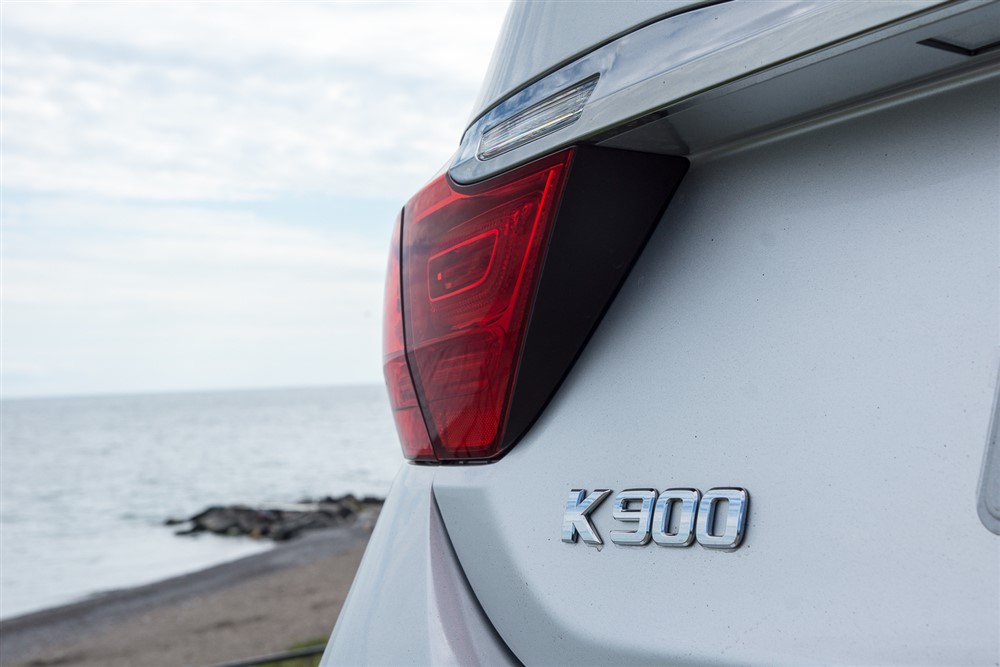 2015 Kia K900 V8 Elite