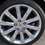 Second Look: 2014 Cadillac ATS 3.6 wheel