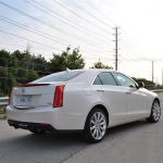 Second Look: 2014 Cadillac ATS 3.6 rear 1/4
