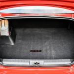 2014 Scion FR-S Monogram Edition trunk