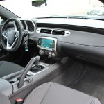 2015 Chevrolet Camaro SS 1LE interior