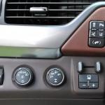 2015 Chevrolet Suburban LTZ center stack