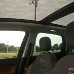 2014 Fiat 500L Trekking panoramic sunroof
