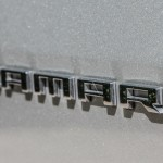 2015 Chevrolet Camaro SS Convertible Camaro badge