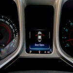 2015 Chevrolet Camaro SS Convertible instrument cluster