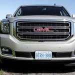 2015 GMC Yukon XL SLT front