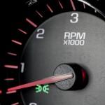 2015 GMC Yukon XL SLT tachometer