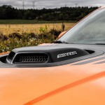 2014 Dodge Challenger R/T Shaker hood