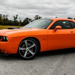 2014 Dodge Challenger R/T Shaker frotn 1/4