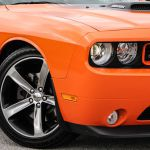 2014 Dodge Challenger R/T Shaker front clip