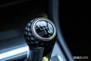 2015 Volkswagen GTI Autobahn shifter