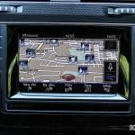 2015 Volkswagen GTI Autobahn navigation screen