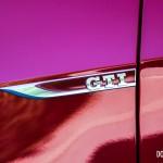 2015 Volkswagen GTI Autobahn fender badge