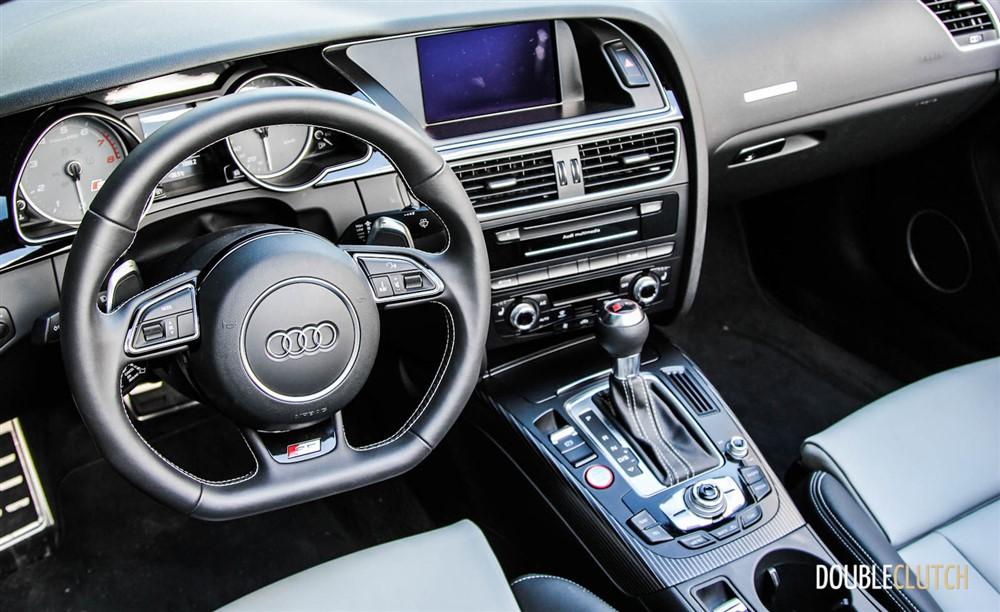 2015 audi s5 cabriolet review rh doubleclutch ca 2014 audi s4 manual transmission 2014 audi s5 manual review