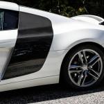 2015 Audi R8 4.2 rear half