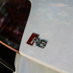 2015 Audi R8 4.2 decklid emblem