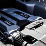 2015 Audi R8 4.2 engine bay