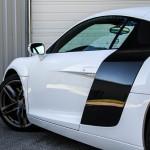 2015 Audi R8 4.2 side blade