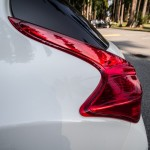 2014 Nissan Juke Nismo RS taillight design