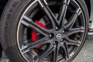 2014 Nissan Juke Nismo RS wheel
