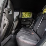 2014 Nissan Juke Nismo RS rear seat