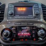 2014 Nissan Juke Nismo RS center stack