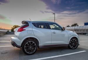 2014 Nissan Juke Nismo RS side profile