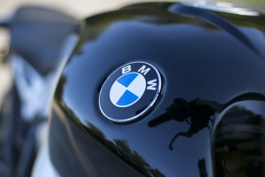 2015 BMW R nineT emblem